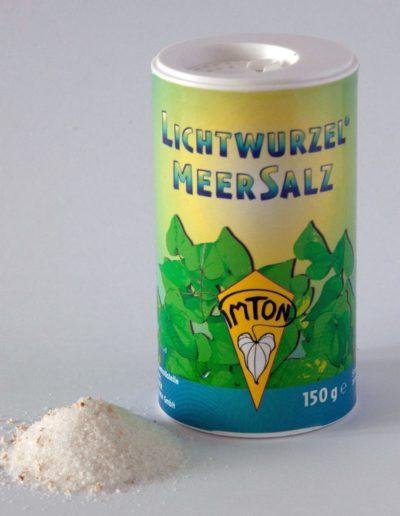 Sůl mořská 150 g se světelným kořenem
