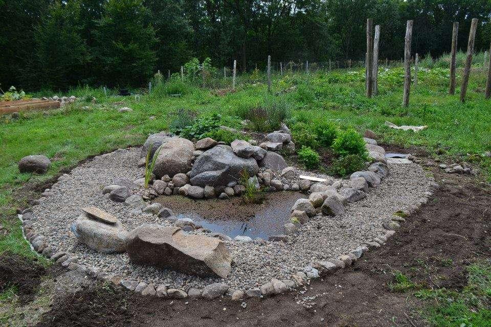 Ekocentrum Bylinka pod Lipkou - zahrada